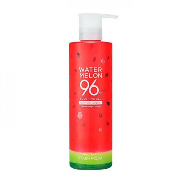 Универсальный увлажняющий гель с арбузом Holika Holika Water Melon 96% Soothing Gel