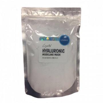 Альгинатная маска с гиалуроновой кислотой Lindsay Hyaluronic Modeling Mask Pack