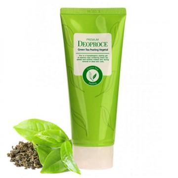 Пилинг- скатка с экстрактом зеленого чая Deoproce Green Tea Peeling Vegetal