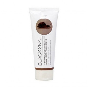 Пилинг для лица Jigott Premium Facial Black Snail Peeling Gel