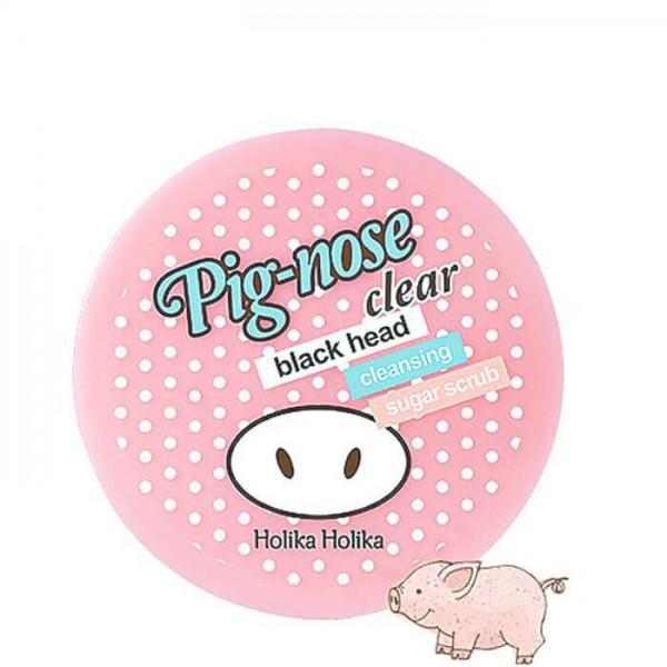 Скраб для лица Holika Holika Pig-nose Clear Black Head Cleansing Sugar Scrub