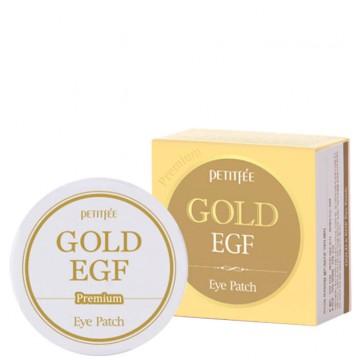Патчи для глаз Petitfee Gold & EGF Eye