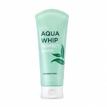 Пенка  для проблемной кожи SCINIC Aqua Whip Perfect Wash с экстрактом зеленого чая