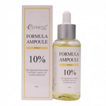 Сыворотка для яркости кожи с витамином С Esthetic House Formula Ampoule Vita C