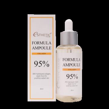 Сыворотка для упругости кожи с коллагеном  Esthetic House Formula Ampoule Collagen