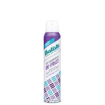 Сухой шампунь для непослушных и вьющихся волос Batiste Dry Shampoo De-Frizz