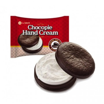 Крем для рук THE SAEM CHOCOPIE HAND CREAM Cookies & Cream